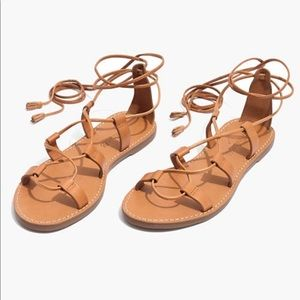 BoardWalk Lace-Up Sandal